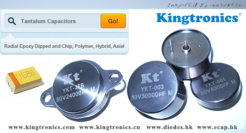 Kingtronics The Epidemic Drives the Price of Tantalum Capacitors to Rise