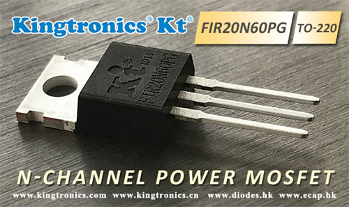 Kingtronics MOSFETs for Motor Drive Circuits