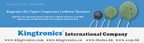 NTC Thermistor solve temperature sensing challenges