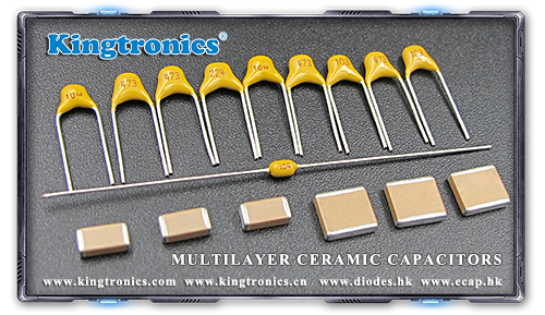 Kingtronics Global Market of MLCC Multilayer Ceramic Capacitors Sharing with You
