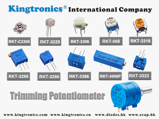 Kt Your Best Choice of Trimming Potentiometers