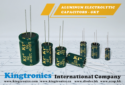 Kt Kingtronics best support for Radial Type Aluminum Electrolytic Capacitors