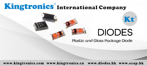 Kingtronics Offer Very High Value Diodes During Epidemic Disease